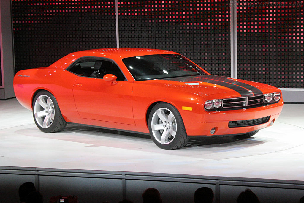 Click here to open the Dodge Challenger Concept gallery