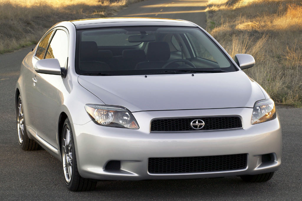 Scion tC Sports Coupe