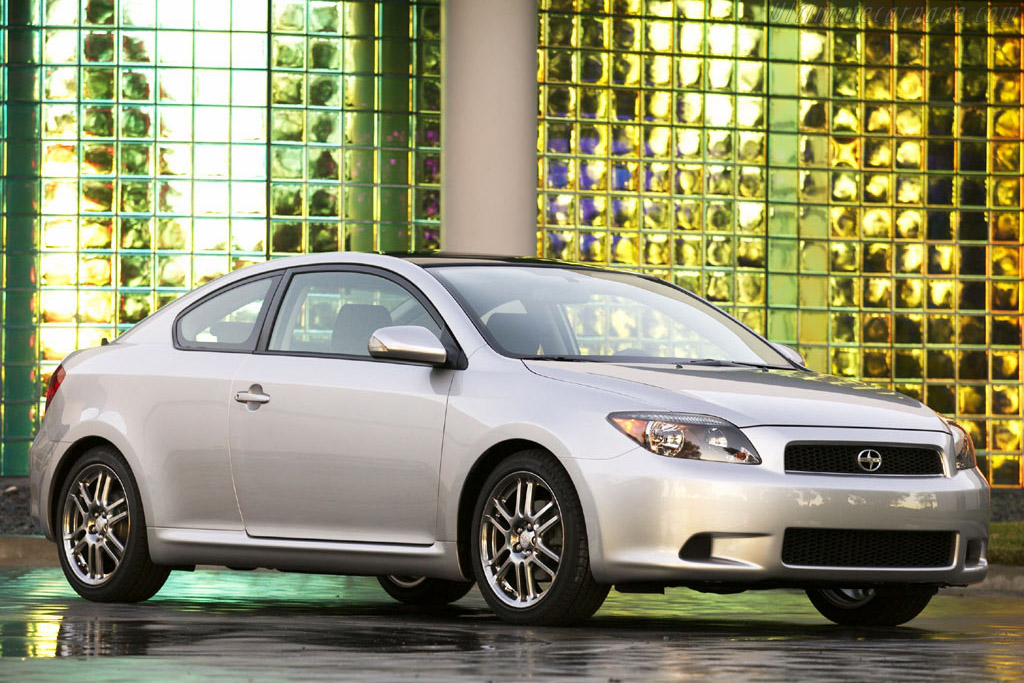 Click here to open the Scion tC Sports Coupe gallery