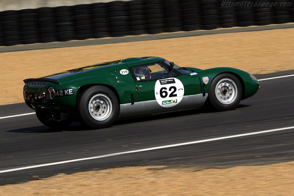 Lola Mk6 GT Ford - Chassis: LGT/1   - 2004 Le Mans Classic