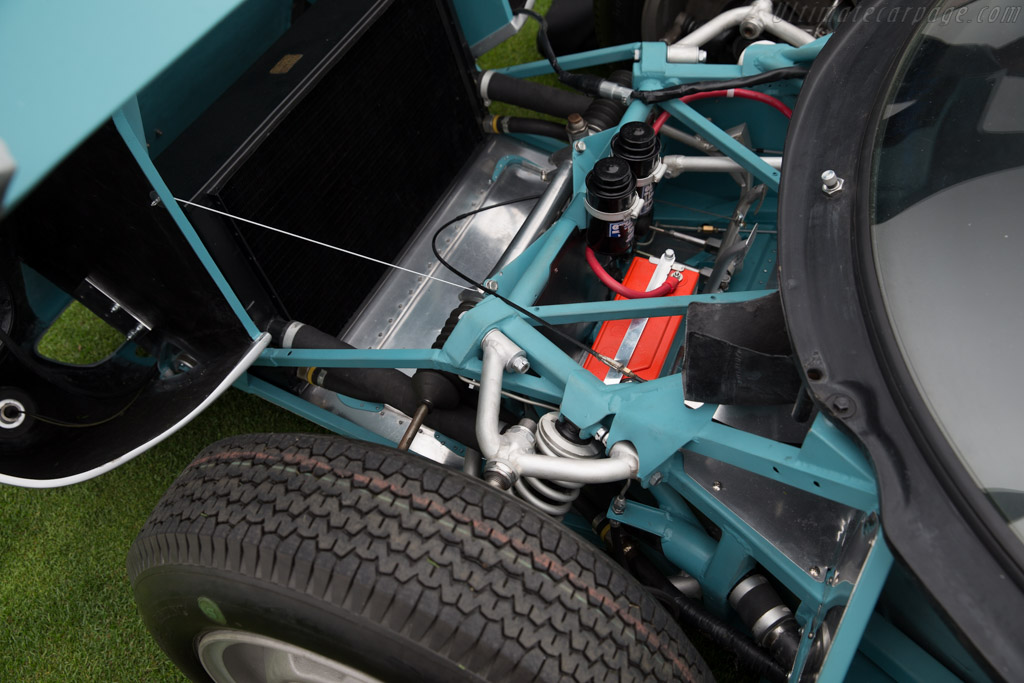 Lola Mk6 GT Ford - Chassis: LGT/P   - 2016 The Quail, a Motorsports Gathering