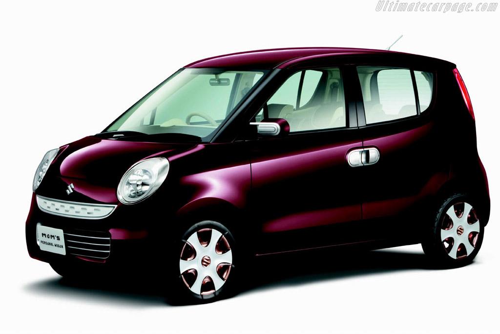 Click here to open the Suzuki MR Wagon Concept gallery