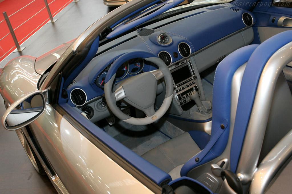 Techart 987 Boxster Widebody    - 2005 Essen Motor Show
