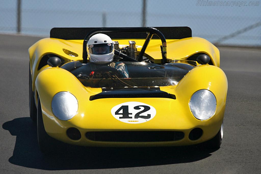Lola T70 Spyder Chevrolet - Chassis: SL70/9   - 2007 Monterey Historic Automobile Races