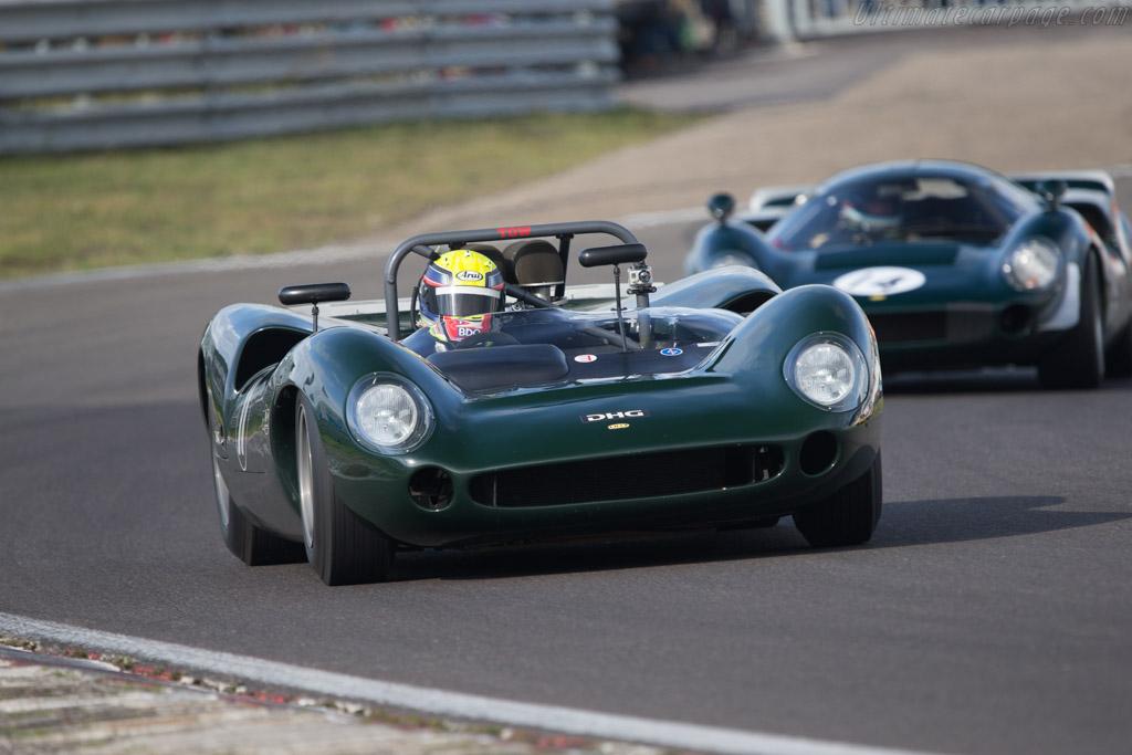 Lola T70 Spyder Chevrolet - Chassis: SL70/11   - 2014 Historic Grand Prix Zandvoort