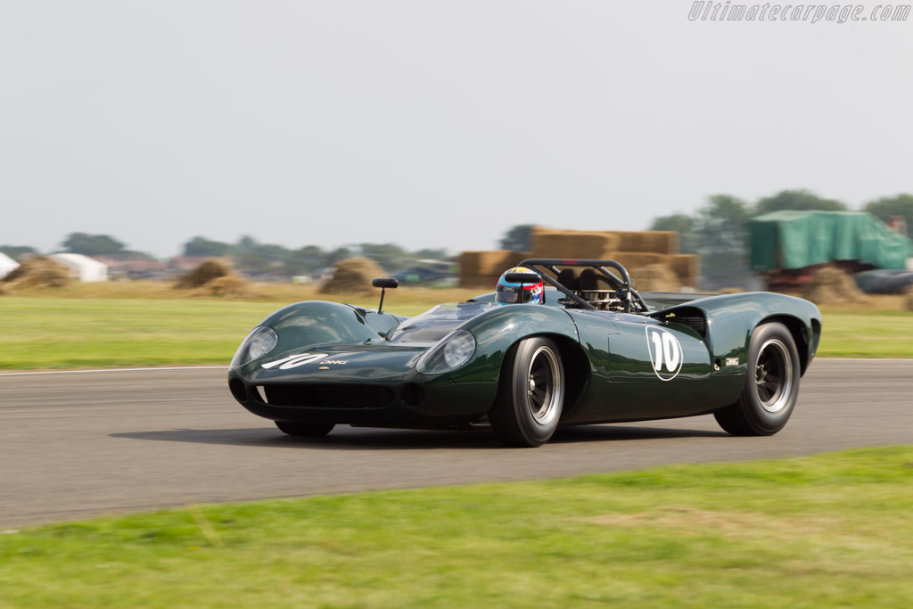 Lola T70 Spyder Chevrolet - Chassis: SL70/11   - 2014 Goodwood Revival