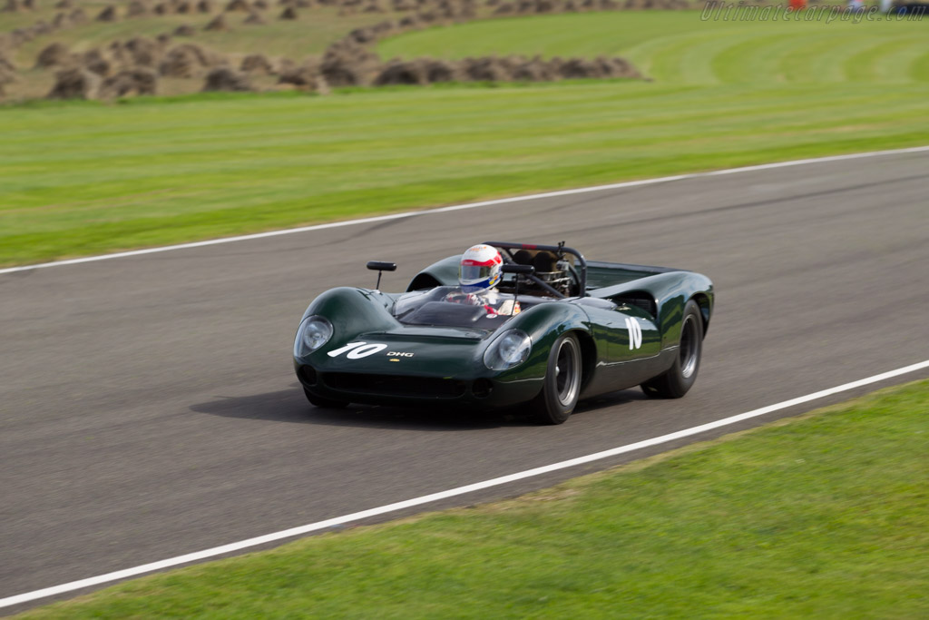 Lola T70 Spyder Chevrolet - Chassis: SL70/11   - 2015 Goodwood Revival
