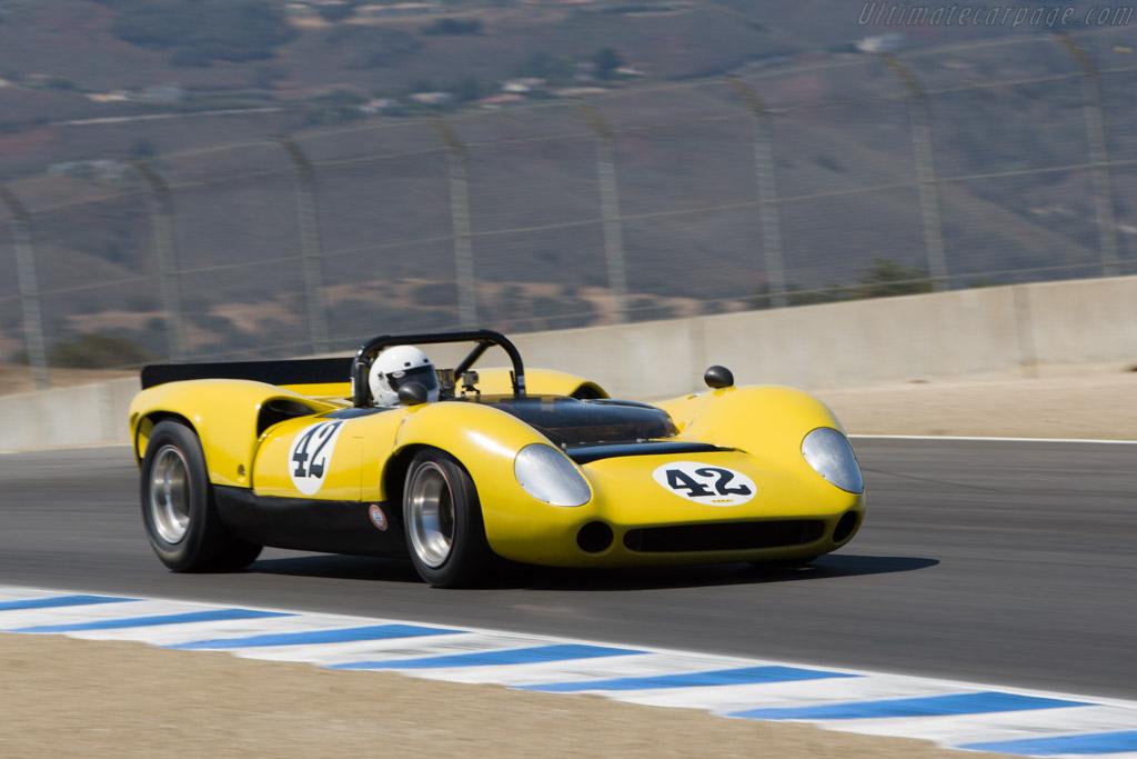 Lola T70 Spyder Chevrolet - Chassis: SL70/9   - 2008 Monterey Historic Automobile Races