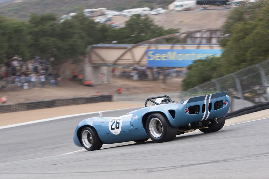 Lola T70 Spyder Chevrolet - Chassis: SL70/9   - 2013 Monterey Motorsports Reunion