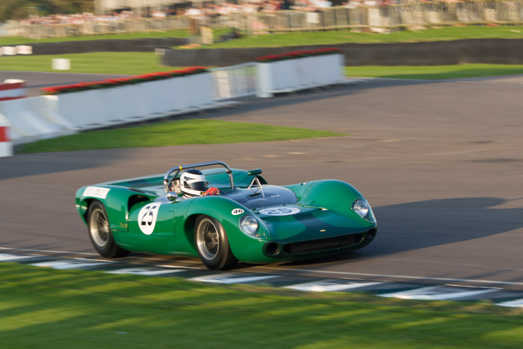 Lola T70 Spyder Chevrolet - Chassis: SL70/7   - 2008 Goodwood Revival