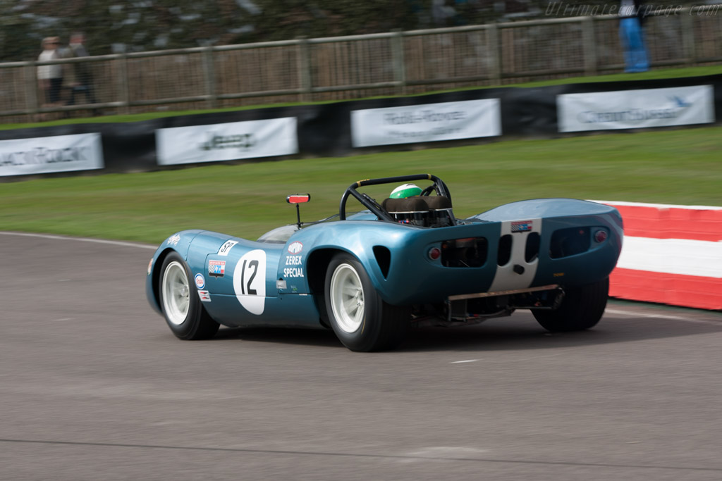 Lola T70 Spyder Chevrolet - Chassis: SL70/6   - 2012 Goodwood Revival
