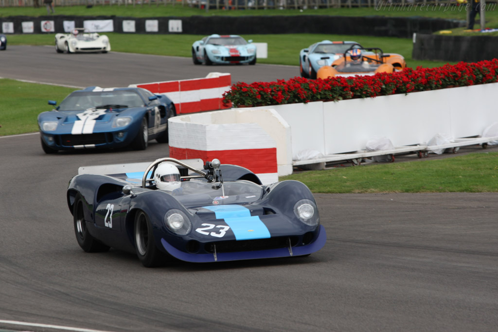 Lola T70 Spyder Chevrolet - Chassis: SL70/2   - 2007 Goodwood Revival
