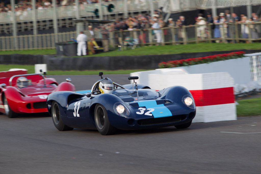 Lola T70 Spyder Chevrolet - Chassis: SL70/2   - 2014 Goodwood Revival