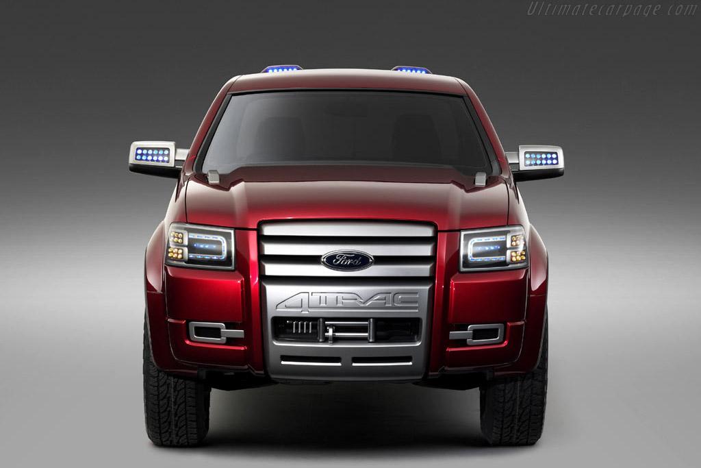 Ford 4-Trac Concept