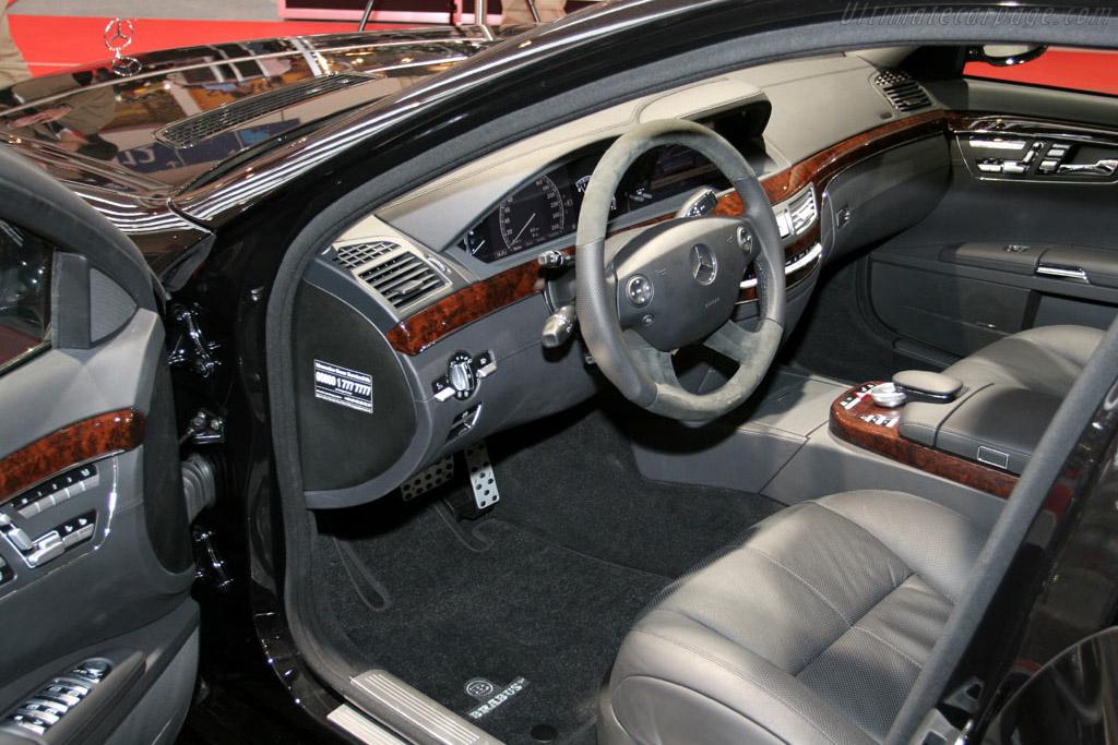 Brabus SV12 S BiTurbo    - 2005 Essen Motor Show