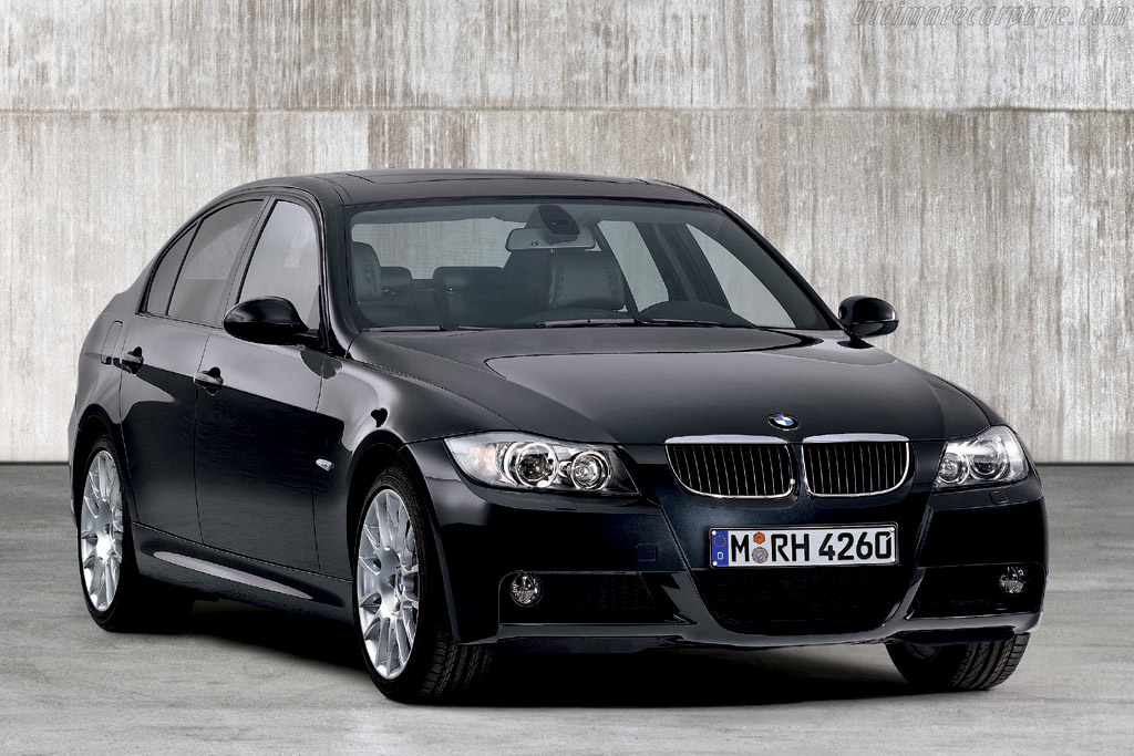 2006 BMW E90 320si - Images, Specifications and Information
