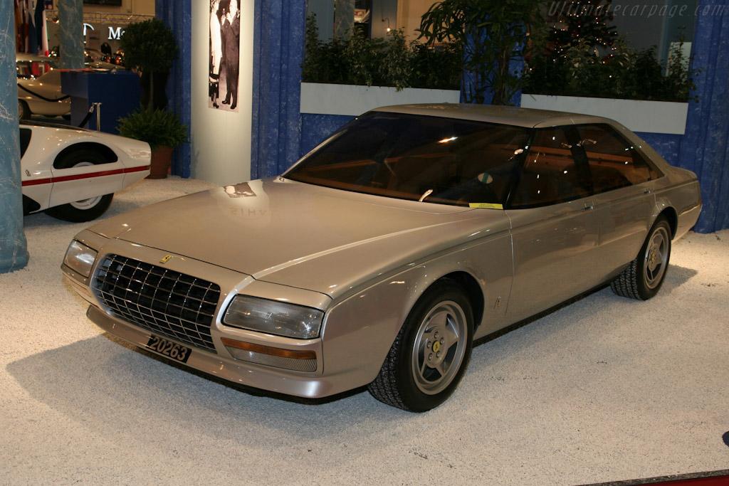 Click here to open the Ferrari Pinin gallery
