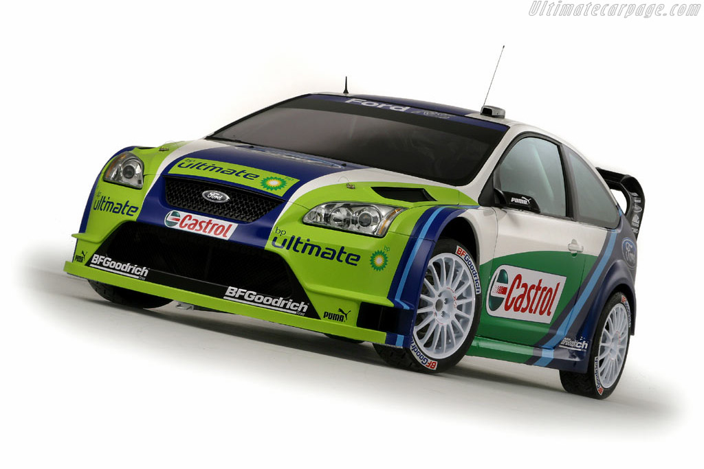Click here to open the Ford Focus WRC 06 gallery