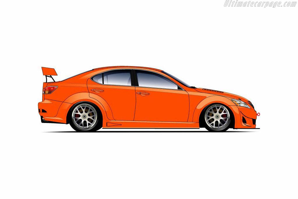 Lexus Is 350 Luxury Sport Sedan