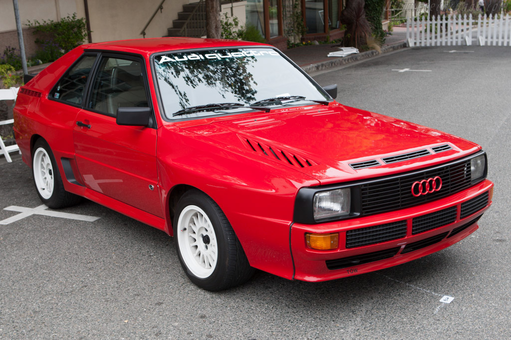 1983 1984 audi sport quattro images specifications and information. Black Bedroom Furniture Sets. Home Design Ideas