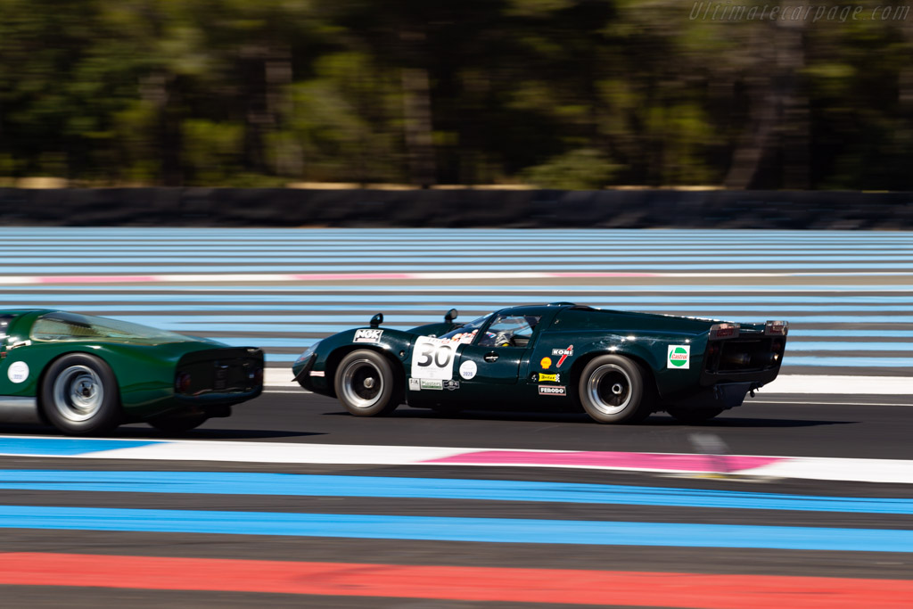 Lola T70 Mk3 Coupe Chevrolet - Chassis: SL73/113  - 2020 Dix Mille Tours