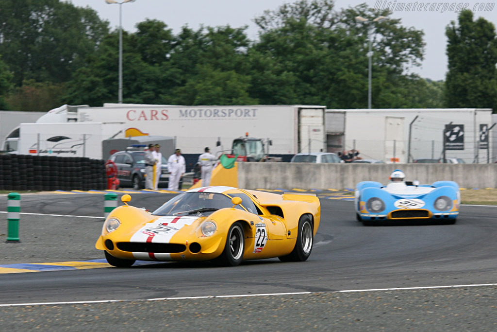 Lola T70 Mk3 Coupe Chevrolet - Chassis: SL73/115   - 2006 Le Mans Classic