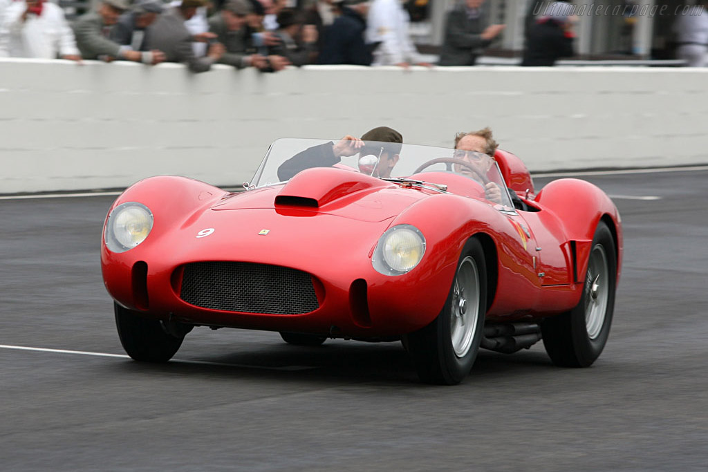 Click here to open the Ferrari 250 TR58 gallery
