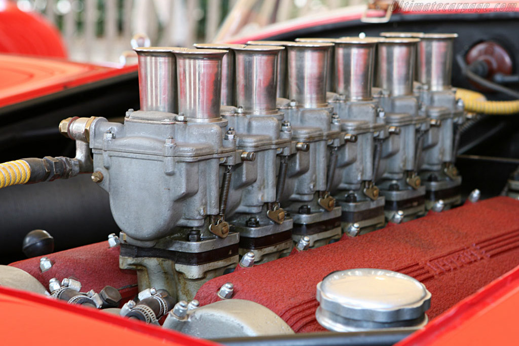 Ferrari 250 TR58 - Chassis: 0728TR   - 2006 Goodwood Revival