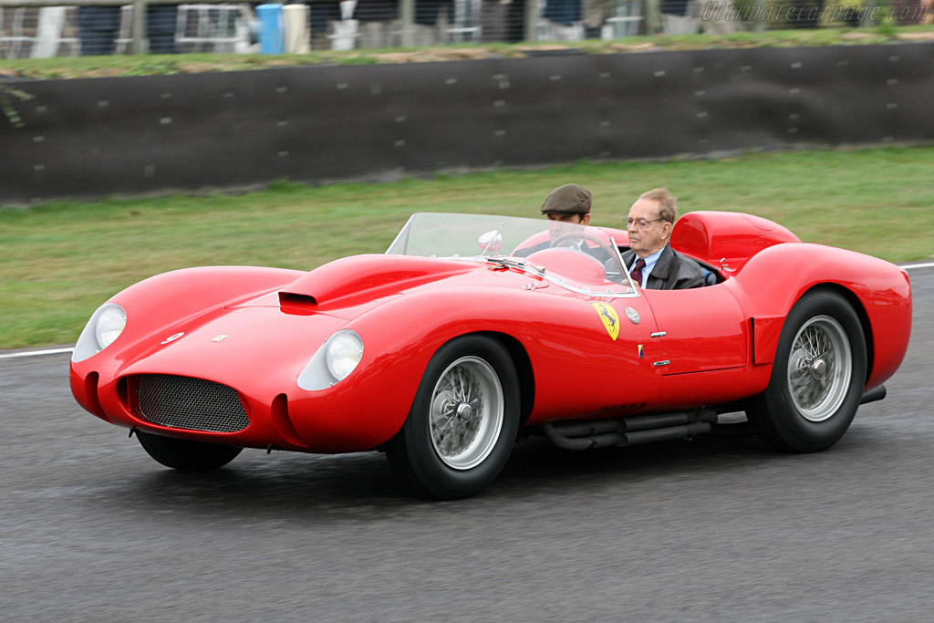 Ferrari 250 TR58 - Chassis: 0728TR - Driver: Phil Hill  - 2006 Goodwood Revival