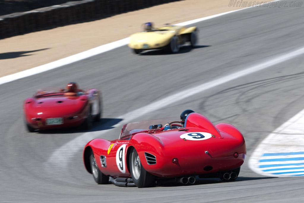 Ferrari 250 TR59 - Chassis: 0768TR   - 2010 Monterey Motorsports Reunion