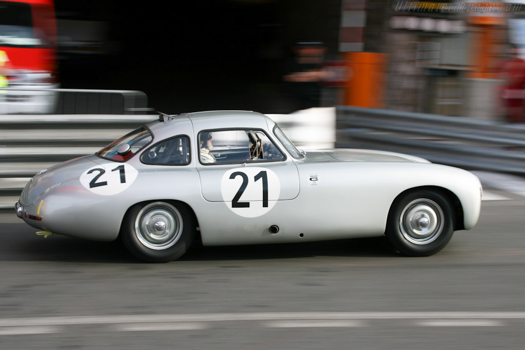 Mercedes-Benz 300 SL Competition Coupe - Chassis: 000 07/52   - 2006 Monaco Historic Grand Prix
