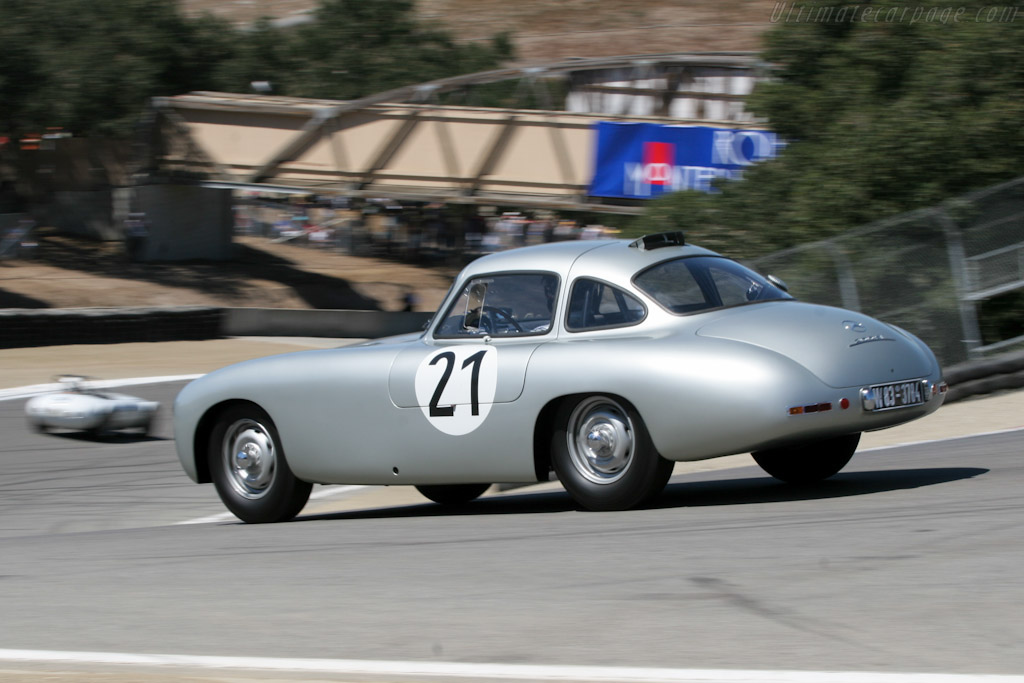 Mercedes-Benz 300 SL Competition Coupe - Chassis: 000 07/52   - 2005 Monterey Historic Automobile Races