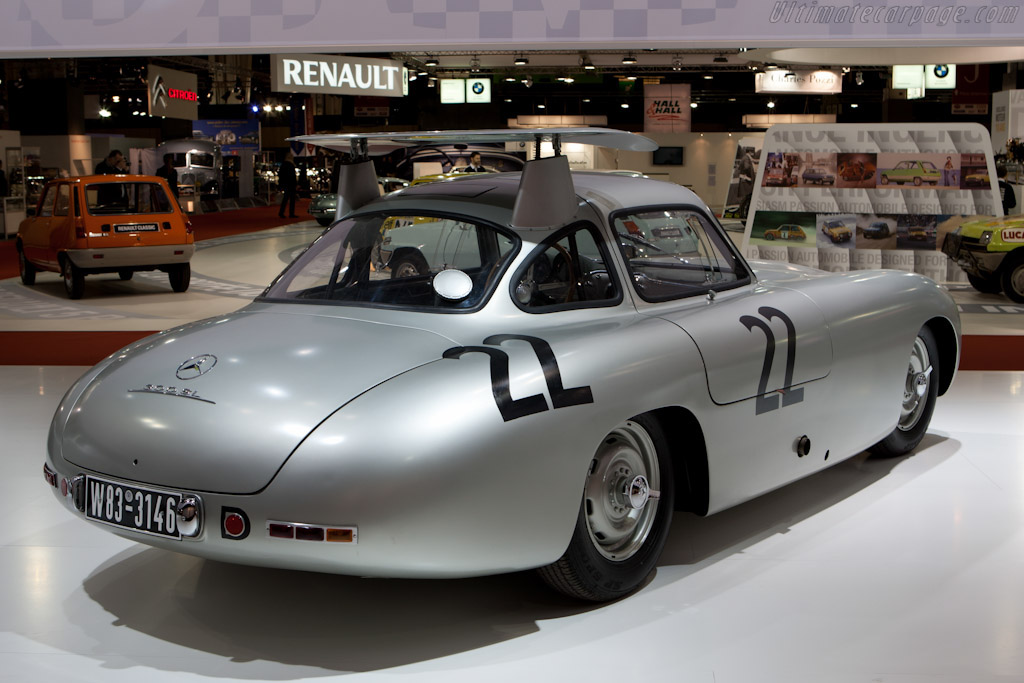 Mercedes-Benz 300 SL Competition Coupe - Chassis: 000 06/52   - 2012 Retromobile