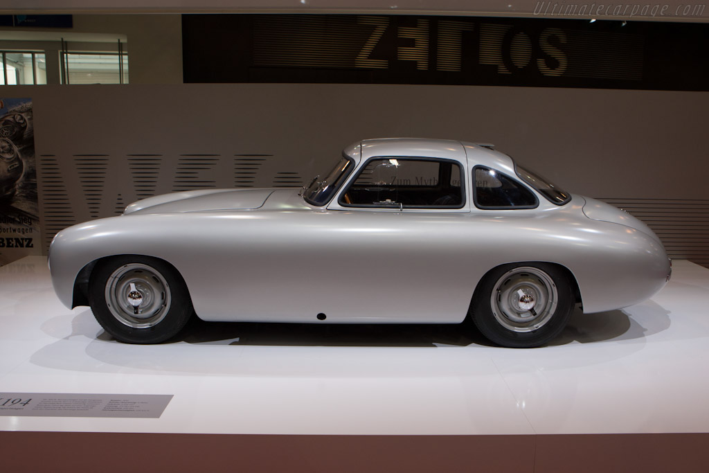 Mercedes-Benz 300 SL Competition Coupe - Chassis: 000 02   - 2012 Techno Classica