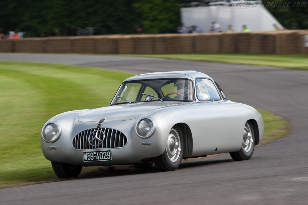 Mercedes-Benz 300 SL Competition Coupe - Chassis: 000 02   - 2012 Goodwood Festival of Speed