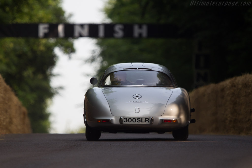 Mercedes-Benz 300 SLR Uhlenhaut Coupe - Chassis: 00008/55   - 2013 Goodwood Festival of Speed