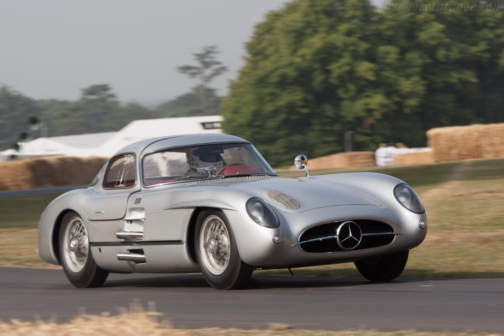 Festival Of Speed >> Mercedes-Benz 300 SLR Uhlenhaut Coupe - Chassis: 00008/55 - 2013 Goodwood Festival of Speed