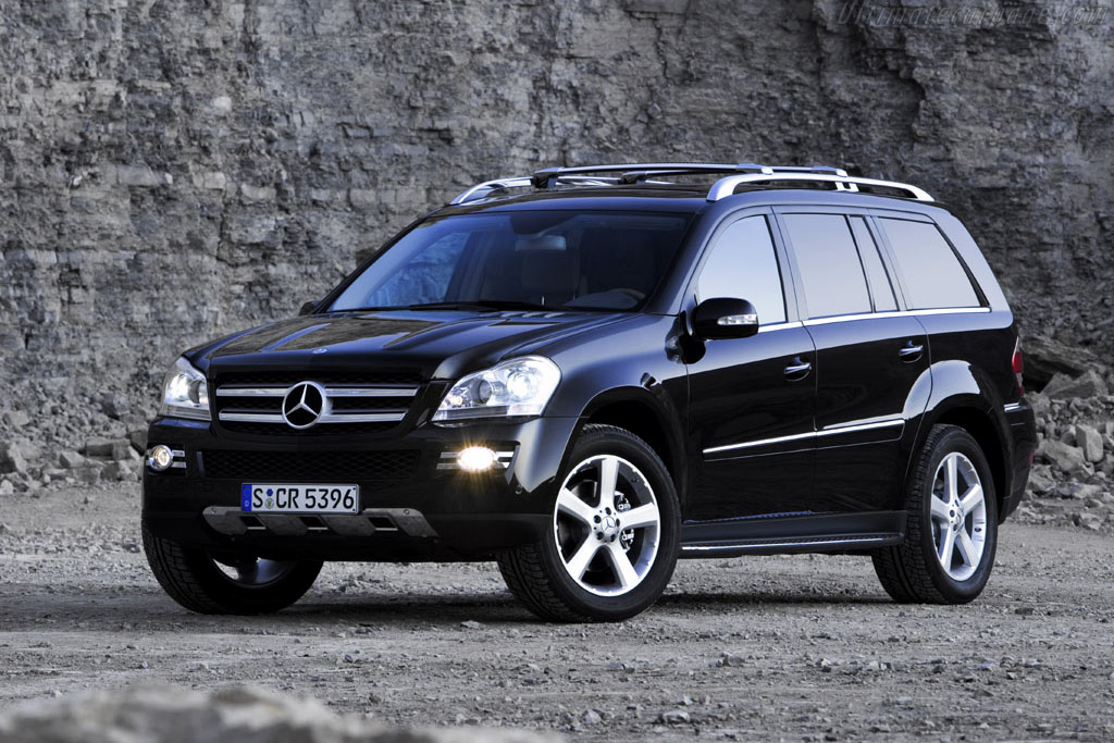 2006 Mercedes-Benz GL 500 - Images, Specifications and ...