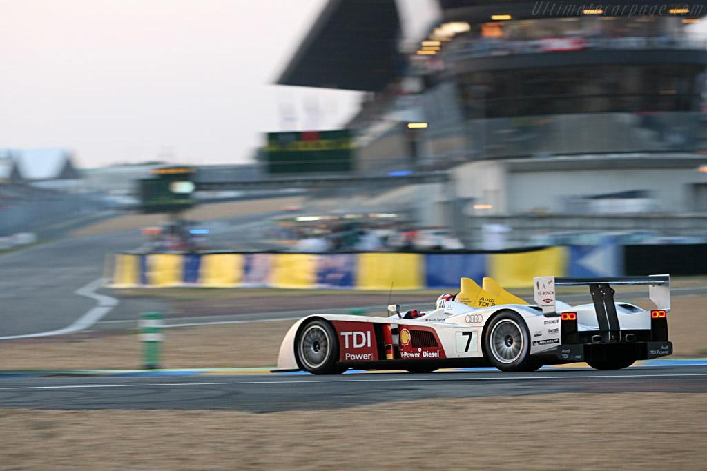 Audi R10 Tdi Chassis 103 2006 24 Hours Of Le Mans