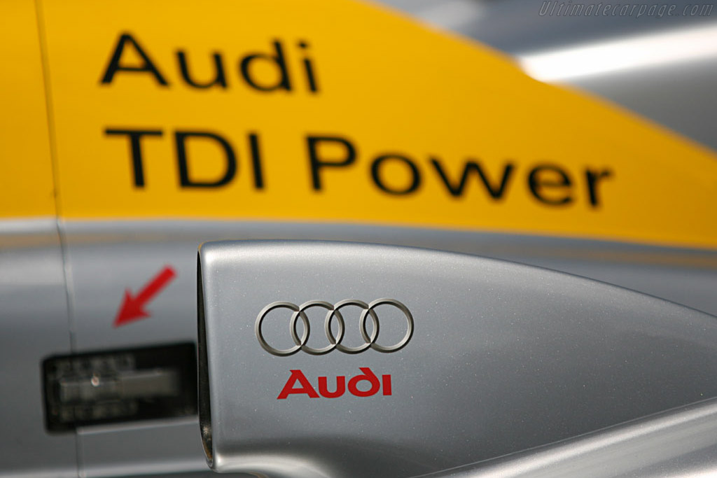 Audi R10 TDI - Chassis: 103   - 2006 24 Hours of Le Mans Preview