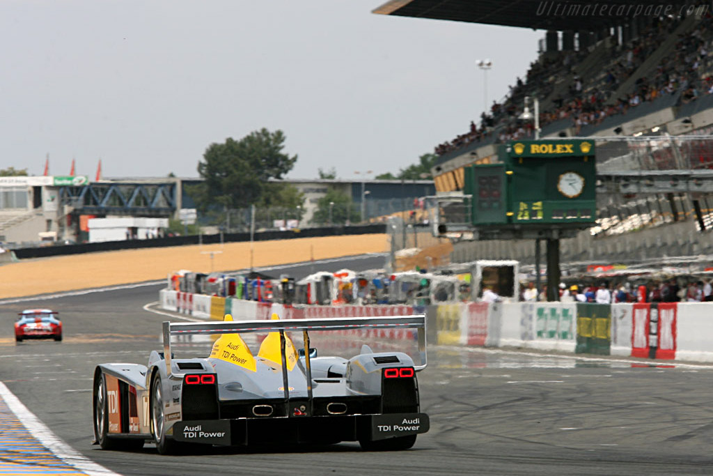 Audi R10 Tdi Chassis 103 2006 24 Hours Of Le Mans Preview