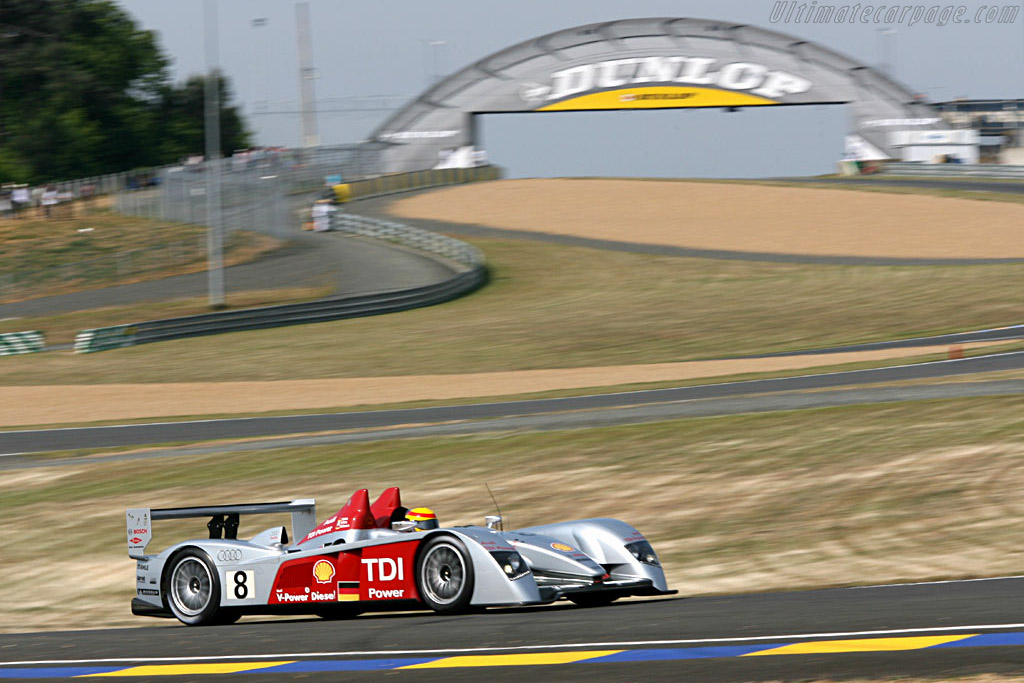 Audi R10 Tdi Chassis 102 2006 24 Hours Of Le Mans Preview