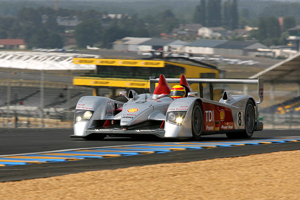 Audi R10 TDI - Chassis: 102   - 2006 24 Hours of Le Mans Preview