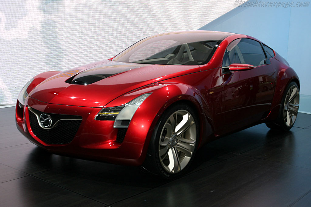 2006 Mazda Kabura Concept Images Specifications And