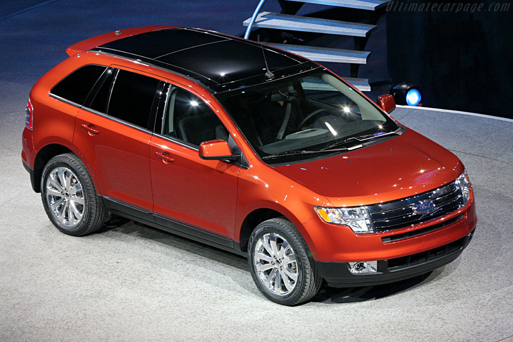 2006 Ford Edge - Images, Specifications and Information