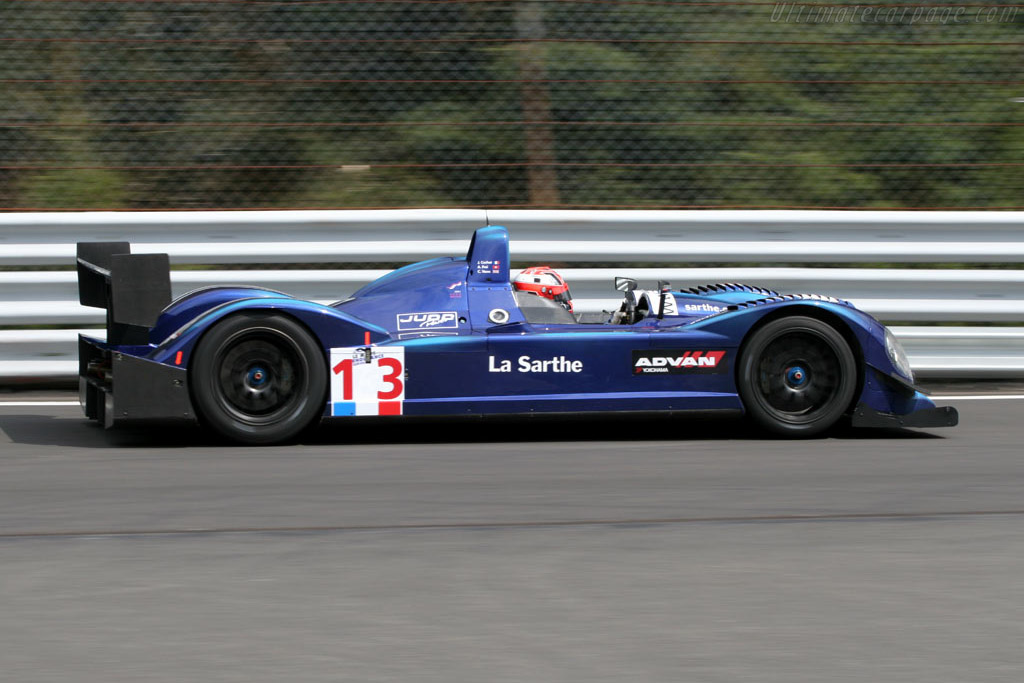 Courage C60 Hybrid Judd - Chassis: 05   - 2005 Le Mans Endurance Series Spa 1000 km