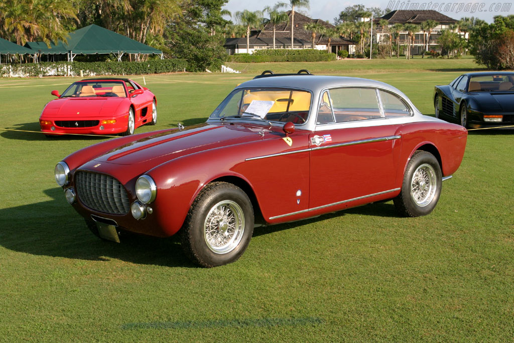 Ferrari 225 Inter Vignale Berlinetta - Chassis: 0223EL   - 2005 Palm Beach International, a Concours d'Elegance