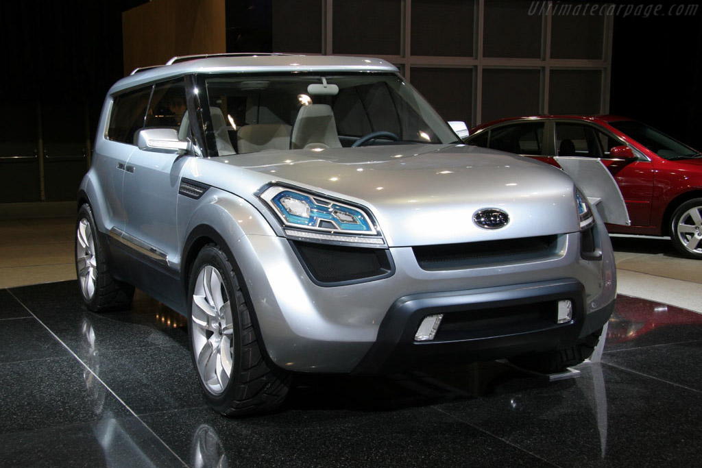 Click here to open the Kia Soul Concept gallery