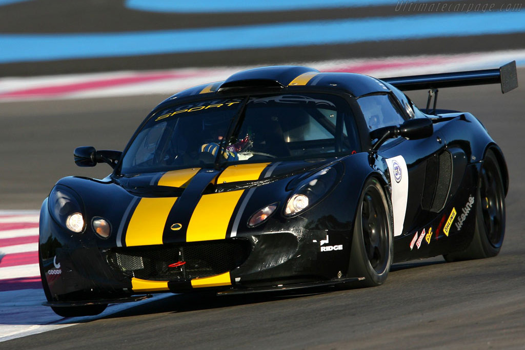 Click here to open the Lotus Sport Exige GT3 gallery