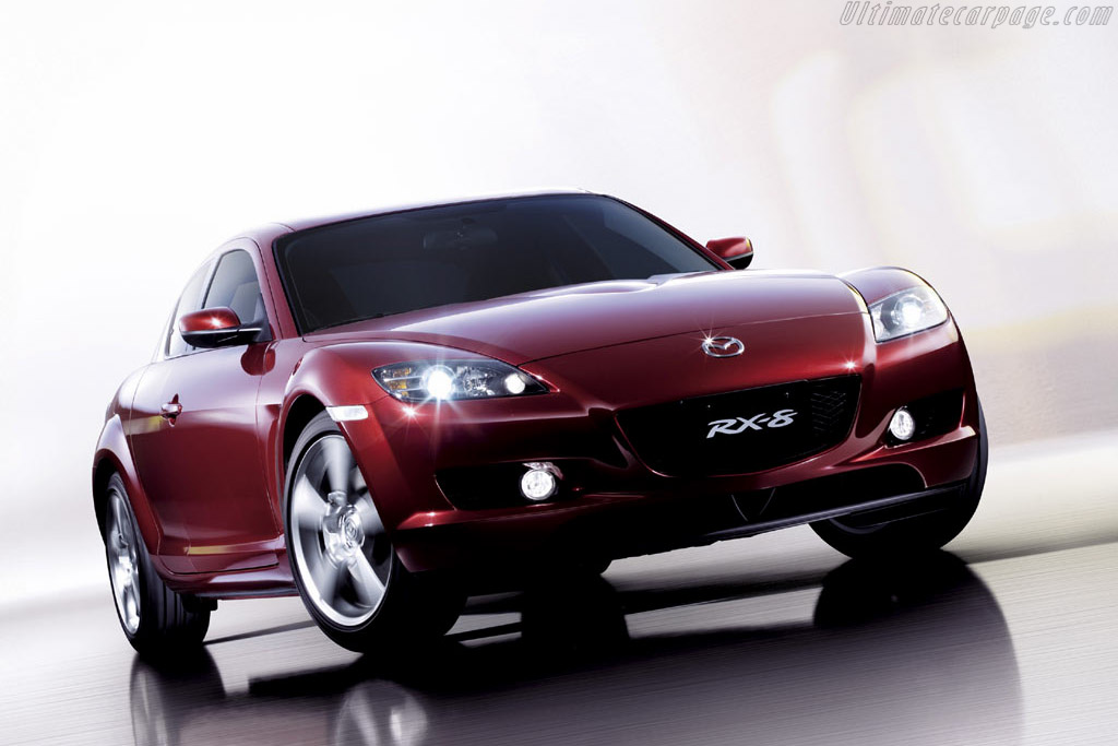 Click here to open the Mazda RX-8 Revelation gallery